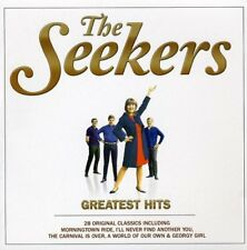 The Seekers - Greatest Hits ** NEW CD ** 28 Tracks Remastered JUDITH DURHAM