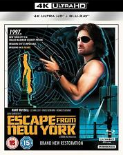 Escape From New York [2019] (4K Ultra HD + Blu-ray)