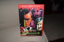 H.P. Lovecraft´s Bride of Re-Animator RED EDITION RAR FSK 18 amazing WoW OOP
