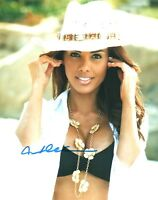 Carmella DeCesare Signed Photo 8x10 #46B Playmate of the Month April 03 WWE S.I.