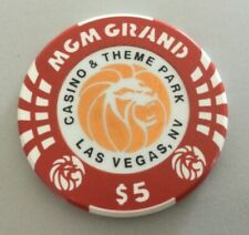 MGM Casino & Theme Park Las Vegas* 5 $ Poker and BJ