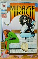 Valiant Comics The Second Life of Mirage Doctor Domestic Trouble! No. 3 1993
