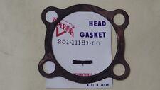 NOS Vintage Yamaha Crankcase Cylinder Head Gasket DT175 MX175 TY175 251-11181-00
