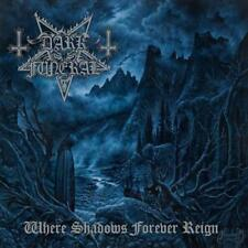 DARK Funeral-where Shadows Forever Reign STILL SEALED/OVP CD BLACK METAL Legend