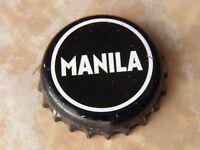 ПИВО CHAPA 啤酒 BIRRA BEER BIERE CAPSULE BOTTLE CAP CERVEZA TAPPI MANILA.SPAIN