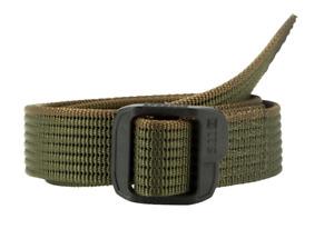 "5.11 Tactical Women's Kella Belt Non-Metal 1.25"", Style 59529, Medium, SWAMP"