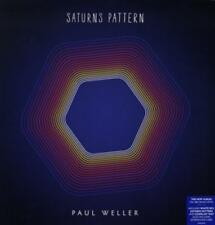 Saturno pattern di Paul Weller (2015), 180g in vinile, download CARD, NUOVO OVP