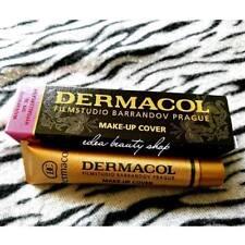 Original Dermacol Makeup Cover 30grams 207