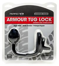 Perfect Fit Armour Tug Lock Black