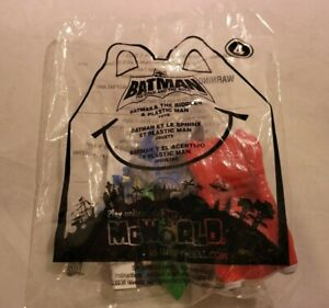 McDonalds Happy Meal Toy Batman and the Riddler NIP 2011