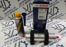FILTRO GASOLIO BOSCH + ADDITIVO AUDI A4 - A5 - A6 - A6 AVANT - A7 - A8 - Q5