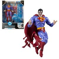 McFarlane Toys DC Multiverse Infected Superman Action Figure BAF NIB - In Stock