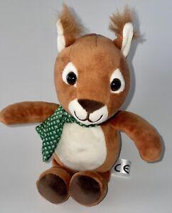 Kinder Squirrel Soft Plush Toy