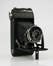 Voigtlander Bessa plegable cámara de cine con Voigtar f6.3/10.5cm Lente y estuche (HZ101)
