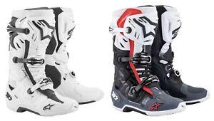 5 % OFF Alpinestars Neu Tech 10 Supervented Stiefel Motocross MX Geländetauglich