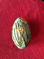 """New listing Demdaco """"Eggstravagant"""" 2006 Collectible Egg By Tom Herold"""