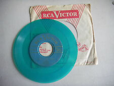 EDDY ARNOLD just a little lovin/my daddy is only a picture RCA GREEN VINYL  45