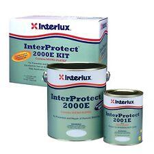 Interlux Interprotect 2000E Epoxy Barrier Coat Kit, Gray Quart