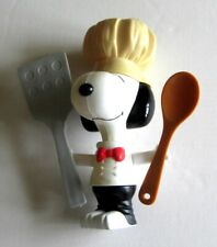 McDonald's Peanuts 2000 Juguete-Chef-flojo-Buen Estado!