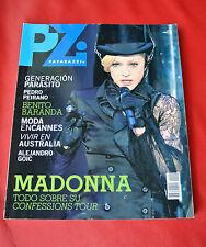 Madonna Paparazzi June 2006 Import Chile Celebrity Magazine