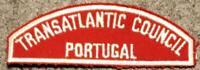 Transatlantic Council - PORTUGAL RWS Red & White Strip - Mint