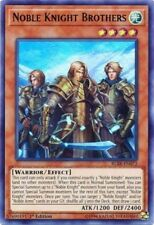 Noble Knight Brothers (BLRR-EN072) - Ultra Rare - 1st Edition