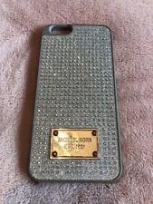 Michael Kors iPhone 6 Silver Diamanté Phone Case