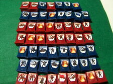 UPICK single pieces!! capture the flag stratego replacement  50 years edition -