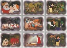 Disney Treasures Series 1 SNOW WHITE SW1 TO SW10  CHASE SET OR CHOOSE WHICH CARD