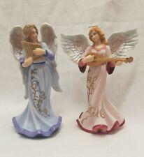 Hawthorne Village Thomas Kinkade Nativity Heavenly Song Heavenly Melody Figures