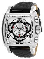 Invicta Men's 27918 'S1 Rally' Black Leather Watch