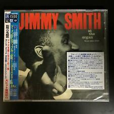 Jimmy Smith – At The Organ, Volume 3 [New/Sealed] With OBI strip [Japan, 2005]