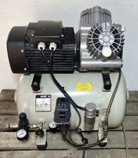 Zweikolben leiser Luft-Kompressor Dental Jun-AIR 2000-40B ölfrei