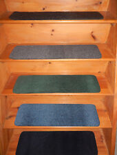 "9"" x 30"" Step 100%  FLEXIBLE Vinyl  Outdoor/ Indoor Stair Treads Peel and Stick"