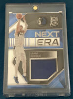 2018-19 Panini Spectra Basketball Luka Doncic Rookie Relic Patch Prizm #68/99.