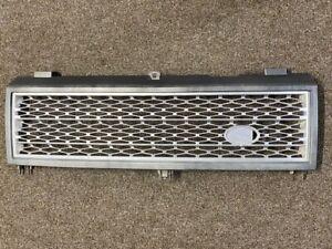 GENUINE USED RANGE ROVER L322 VOGUE FRONT GRILLE LR011133