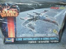 Revell Star Wars Luke Skywalkers X-wing Fighter Snap Tite Model