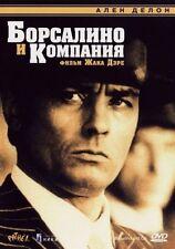 Borsalino And Co (DVD NTSC) Alain Delon/Language:French,Russian