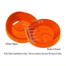 Tervis Tumbler - 24oz Plastic Lid - Orange
