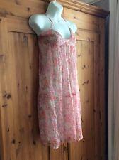 Kookai Pink and orange  dress size 10/ 12