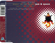 Jam & Spoon Feat. Plavka – Right In The Night (Fall In Love With CD Single NL2