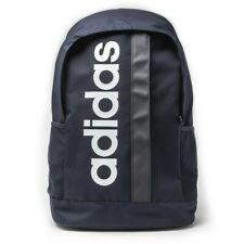 New Mens Adidas Performance Navy Lin Polyester Backpack Backpacks