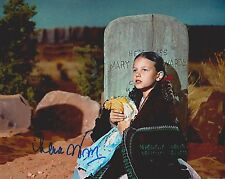 Lana Wood Signed Photo - A Young Lana Wood from THE SEARCHERS - RARE!!! - G166