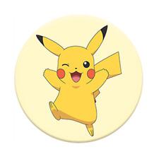 Popsocket telefono SELFIE Finger Grip Supporto iPhone Samsung Pokemon Pikachu