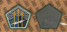 US Army Cyber Command dress uniform patch m/e