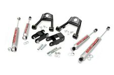 """ROUGH COUNTRY 2"""" SUSPENSION LIFT KIT FITS NISSAN D21 PICKUP HARDBODY 86.5-97 4WD"""