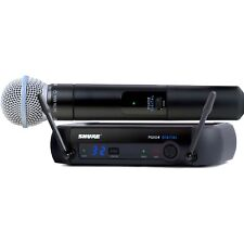 Shure PGXD24/BETA58A Handheld Microphone Wireless System - X8 Frequency