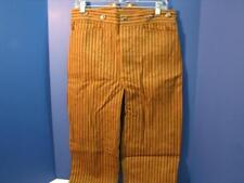 OLD WEST SILVERADO MINING CO REENACTING SADDLE PANTS SIZE SMALL