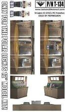 "TSDS 134  1/60 LiS Jupiter 2 Spaceship 12"" Lower-Level Color Interior for PLL"