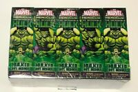 Marvel Heroclix The Incredible Hulk Booster Brick NEW 10 Packs = One Half Case